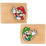 Hračka Peněženka Nintendo Mario a Luigi