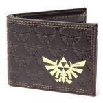 Peňaženka Legend of Zelda (hnedá)