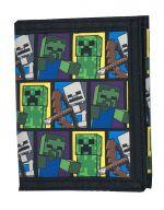 Hračka Peněženka dětská Minecraft - Characters