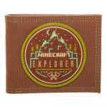 Peňaženka Minecraft - Explorer (HRY)