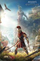 Plagát Assassins Creed: Odyssey - Keyart