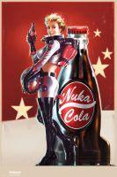 Plagát Fallout 4 - Nuka Cola (HRY)