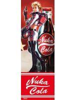 Plagát Fallout 4 - Nuka Cola (na dvere) (HRY)