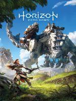 Plagát Horizon: Zero Dawn - Key Art (HRY)