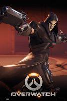 Plagát Overwatch - Reaper (HRY)
