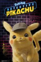 Plagát Pokémon - Detective Pikachu (HRY)