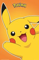 Plagát Pokémon - Pikachu (HRY)
