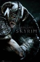 Plagát Skyrim - Attack (HRY)