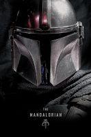 Plagát Star Wars - Mandalorian (HRY)