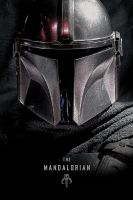 Plagát Star Wars - Mandalorian