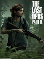 Plagát The Last of Us 2 - Ellie (HRY)