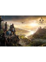 Hračka Plakát Assassins Creed: Valhalla - Vista