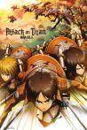 Plakát Attack on Titan - Attack