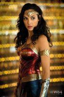 Plagát DC Comics - Wonder Woman 1984 (HRY)