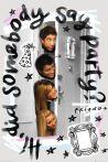 Plakát Friends - Party
