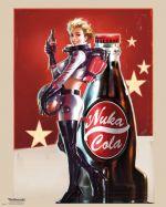 Plagát mini Fallout 4 - Nuka Cola (HRY)