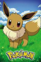 Hračka Plakát Pokémon - Eevee