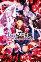 Hračka Plakát Re: Zero - Key Art