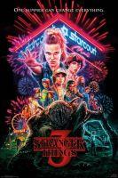 Hračka Plakát Stranger Things - Season 3