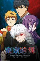 Hračka Plakát TOKYO GHOUL - Conflict