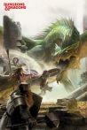 Plakát Dungeons & Dragons - Adventure
