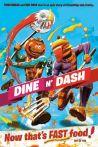 Hračka Plakát Fortnite - Dine N Dash