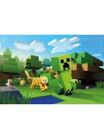 Plagát Minecraft - Ocelot Chase (HRY)