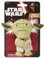 Plyšák Star Wars - Yoda (rozprávajúci) (HRY)