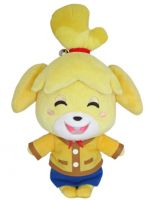 Plyšák Animal Crossing - Isabelle (HRY)