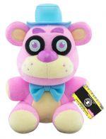 Hračka Plyšák Five Nights at Freddys - Freddy Spring Colorway (růžový, Funko)