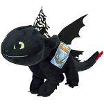 Hračka Plyšák How to Train Your Dragon 3 - Toothless (45 cm)