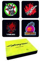 Hračka Podtácky Cyberpunk 2077 - Set #1