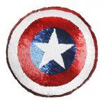 Hračka Polštář Avengers - Captain America Shield