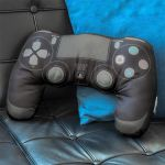 Hračka Polštář PlayStation - DualShock 4