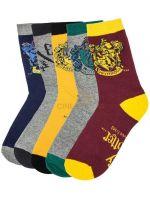 Ponožky Harry Potter (5 párov) (TRIKO)