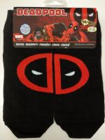 Ponožky Deadpool - Ankle Socks (HRY)