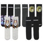 Ponožky Fortnite - Sada (5 párov) (HRY)