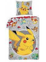 Obliečky Pokémon - Pikachu (HRY)