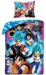 Povlečení Dragon Ball Z - Super Goku