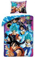 Obliečky Dragon Ball Z - Super Goku (HRY)