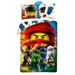Obliečky Lego - Ninjago Characters (HRY)
