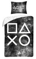 Hračka Povlečení PlayStation - Buttons (černé)