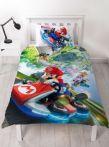 Obliečky Super Mario - Mario Kart (HRY)