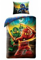 Obliečky Lego - Ninjago (HRY)