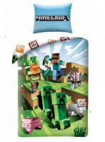 Obliečky Minecraft - Caves (HRY)