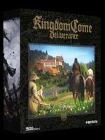 Stolová hra Puzzle Kingdom Come: Deliverance 4 - Sázavský klášter (rozbaleno)
