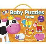 Puzzle pre najmenších – zvierátka na farme 2
