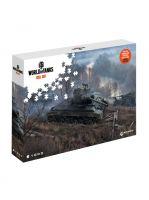 Puzzle World of Tanks - Na číhané (poškozený obal)