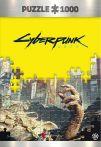 Puzzle Cyberpunk 2077 - Hand (Good Loot)