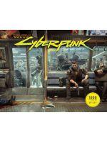 Stolní hra Puzzle Cyberpunk 2077 - Metro Life